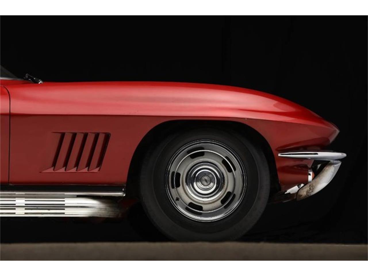 Large Picture of 1967 Chevrolet Corvette Auction Vehicle - Q1X7