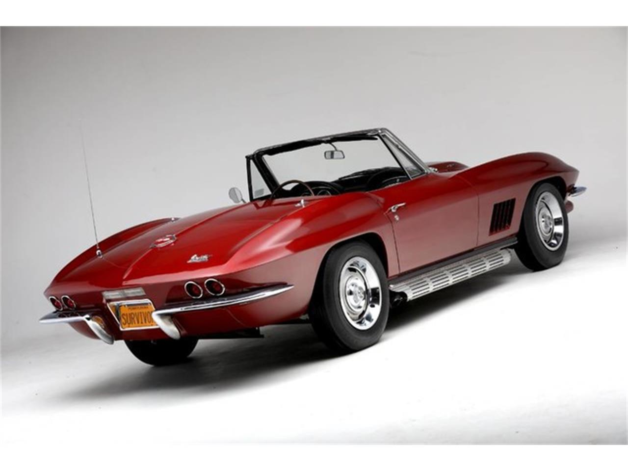 Large Picture of 1967 Corvette Auction Vehicle Offered by Prestige Motor Car Co. - Q1X7