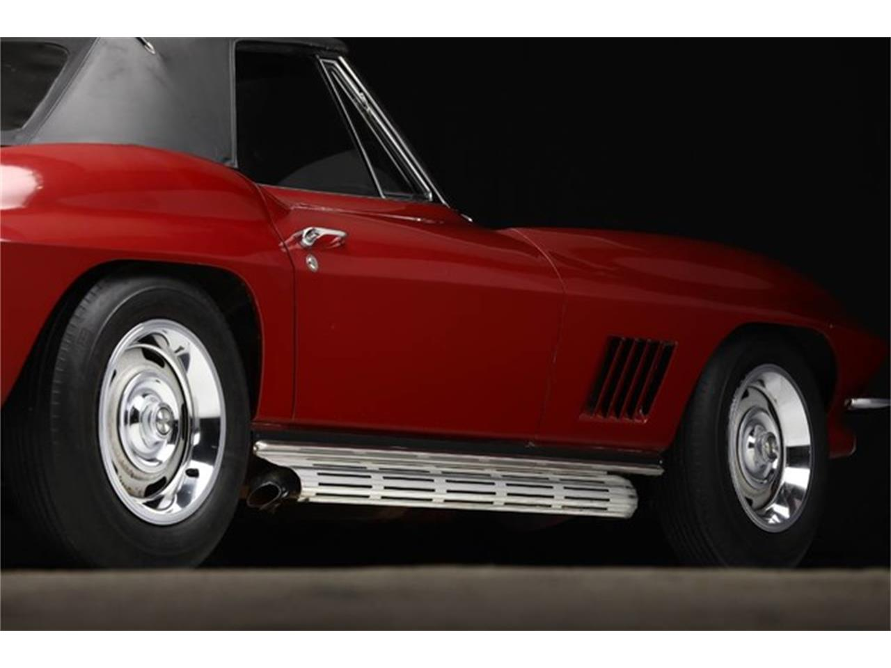 Large Picture of '67 Corvette located in New York Auction Vehicle - Q1X7
