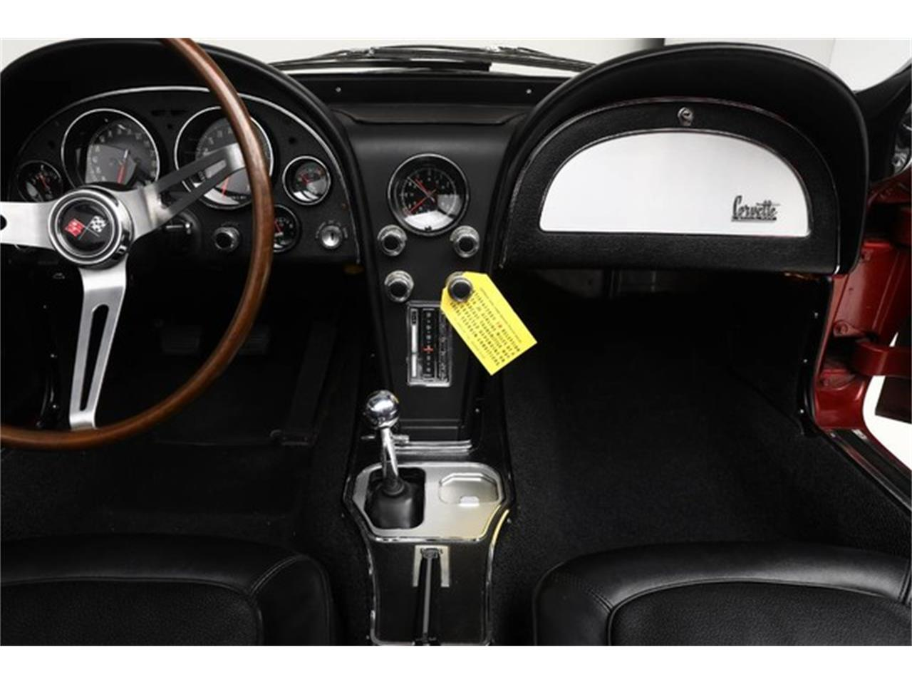Large Picture of 1967 Chevrolet Corvette Auction Vehicle Offered by Prestige Motor Car Co. - Q1X7