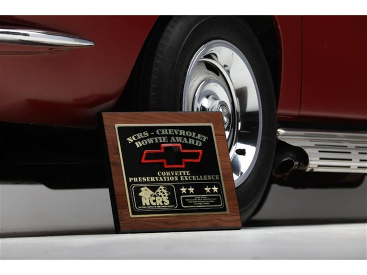 Large Picture of 1967 Chevrolet Corvette located in New York Auction Vehicle - Q1X7