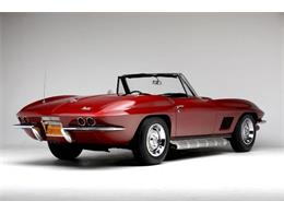 Picture of Classic '67 Chevrolet Corvette Auction Vehicle Offered by Prestige Motor Car Co. - Q1X7
