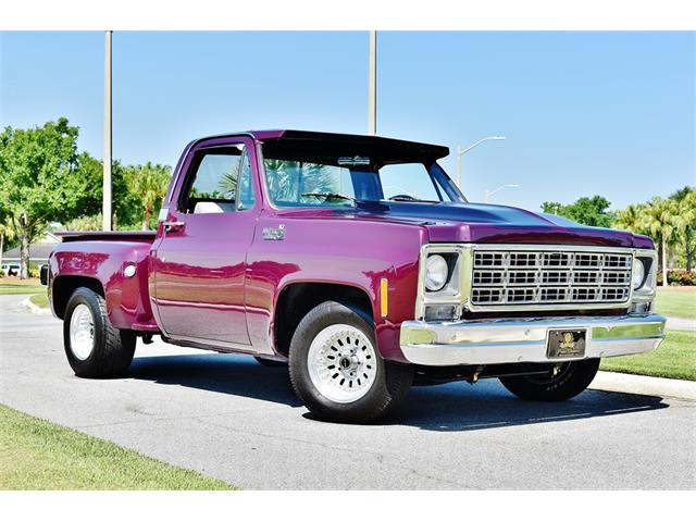 Picture of 1978 Chevrolet C10 located in Lakeland Florida Auction Vehicle Offered by  - Q1X9