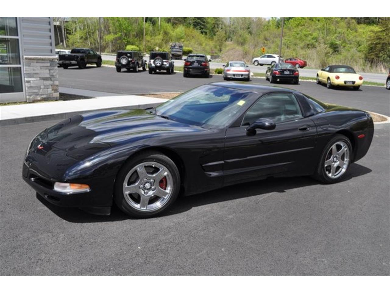Large Picture of '97 Corvette Offered by Prestige Motor Car Co. - Q1XA