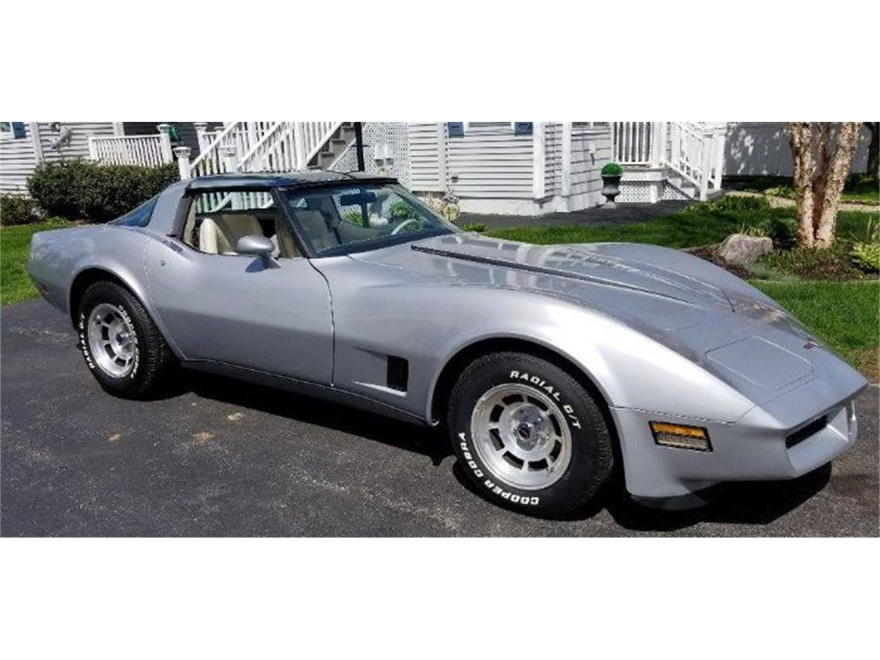 Large Picture of '80 Chevrolet Corvette Offered by Classic Car Deals - Q1XX
