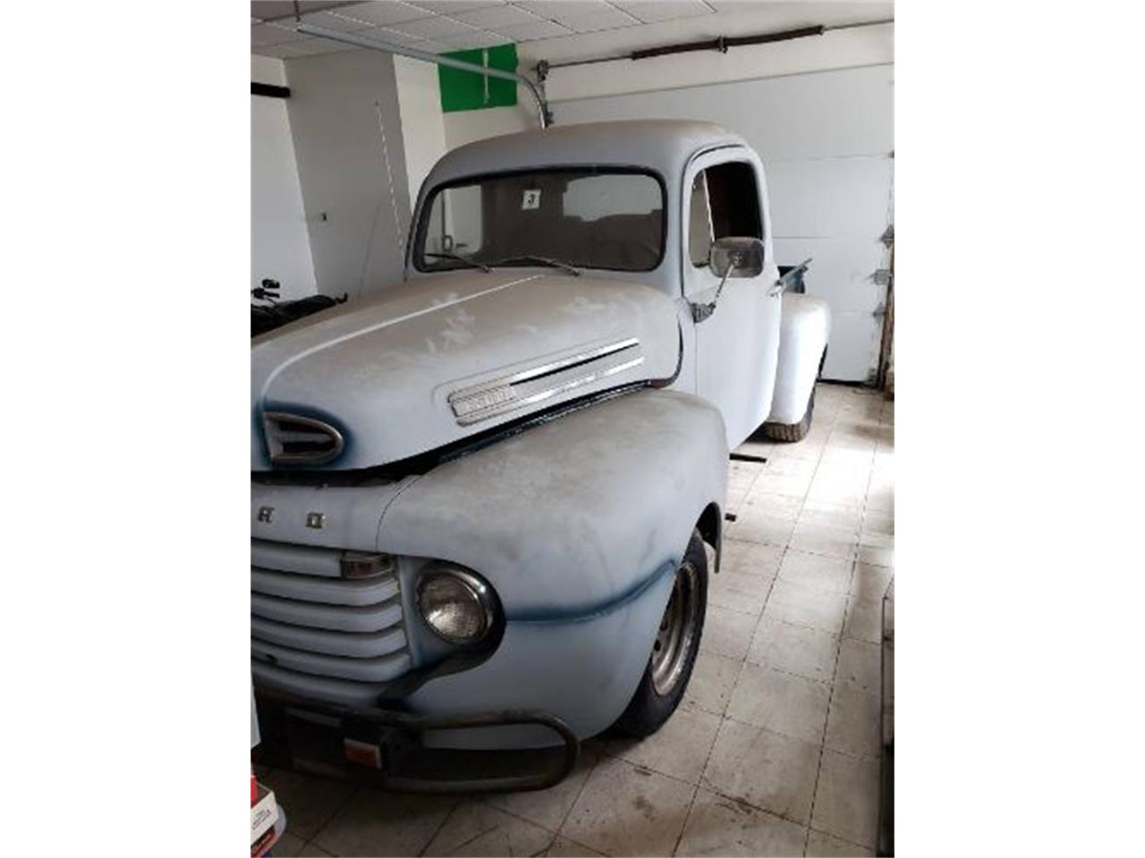 Large Picture of '49 F100 - Q1XY