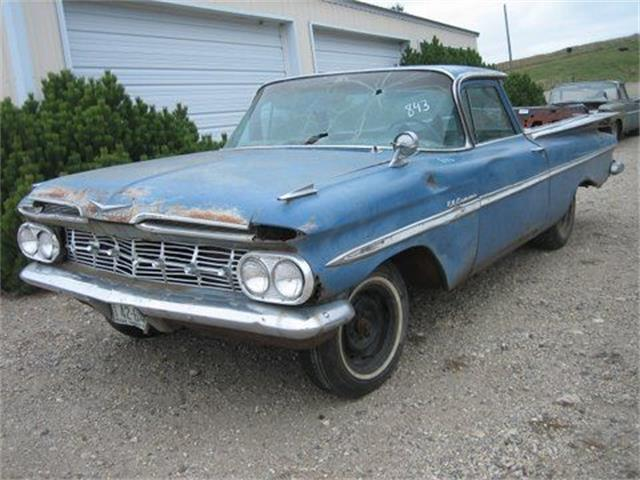 Picture of Classic 1959 El Camino - $10,995.00 Offered by  - Q1YK