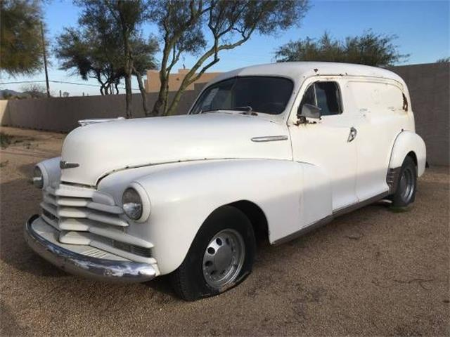 Picture of '47 Sedan Delivery - Q1YR