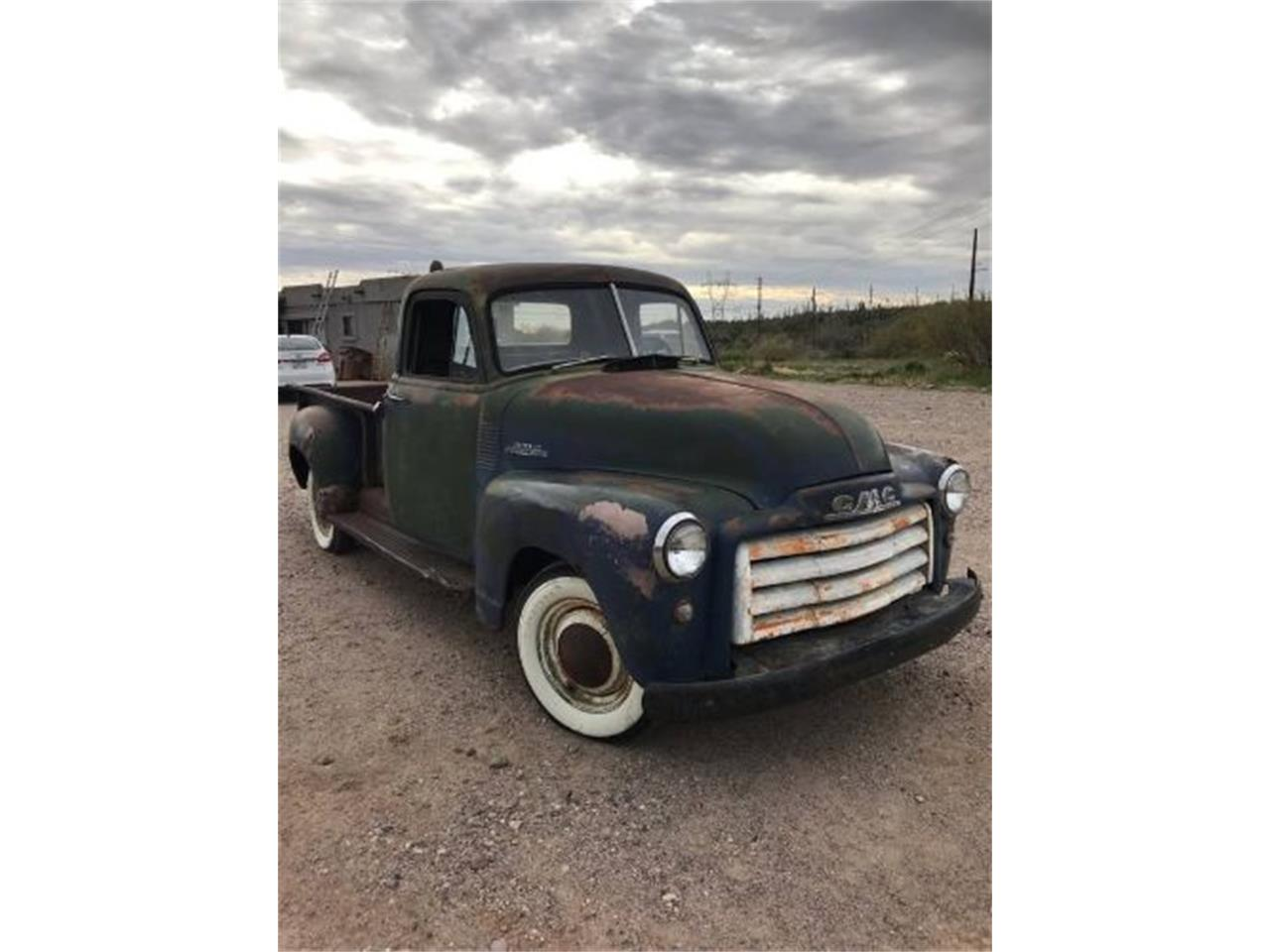 Large Picture of Classic 1951 GMC Pickup located in Michigan - $8,995.00 Offered by Classic Car Deals - Q1YV
