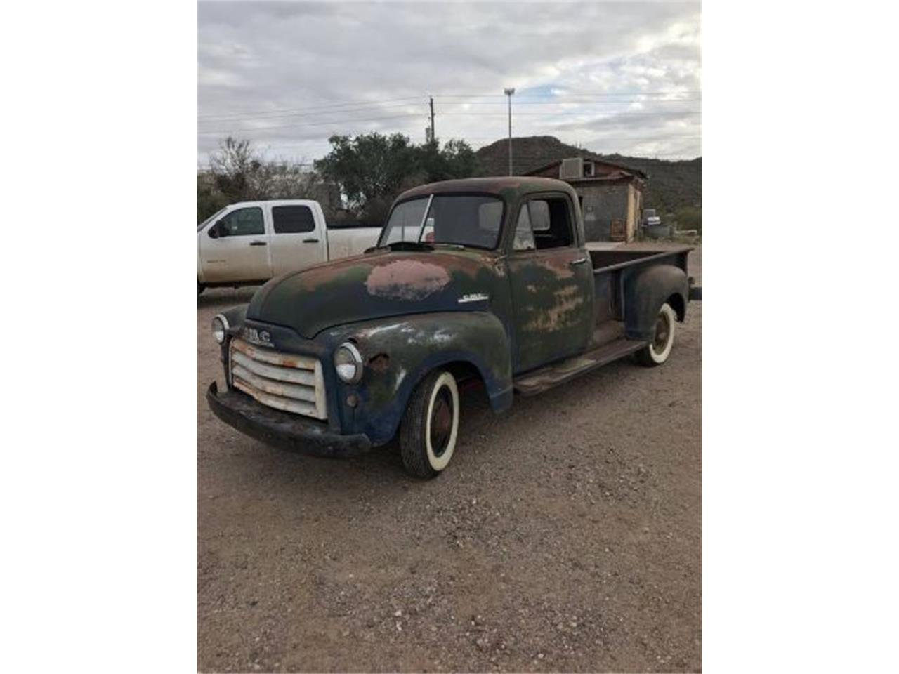 Large Picture of Classic 1951 Pickup - Q1YV