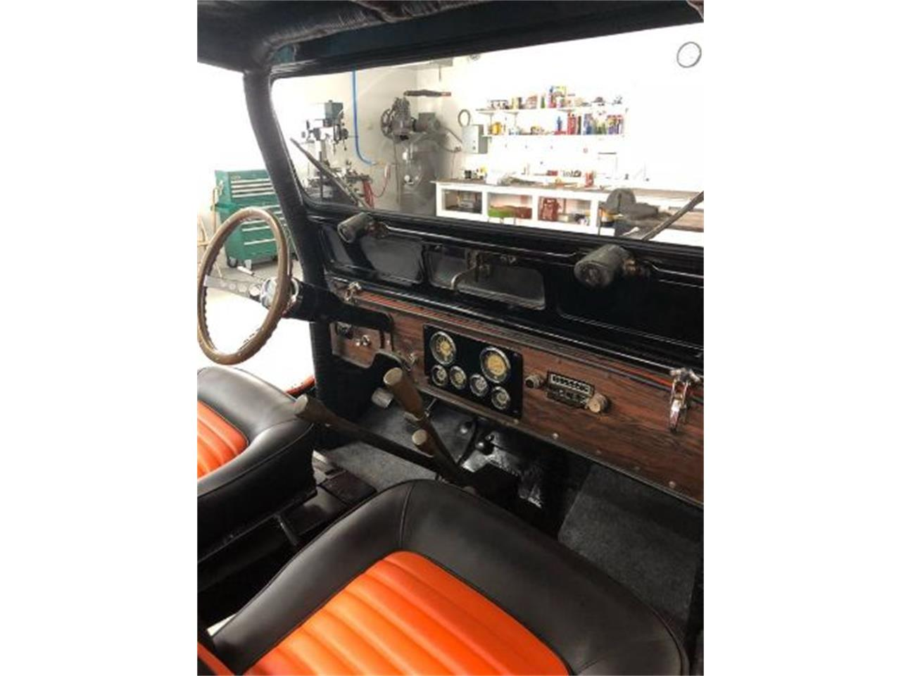 Large Picture of '52 Jeep - Q1Z2