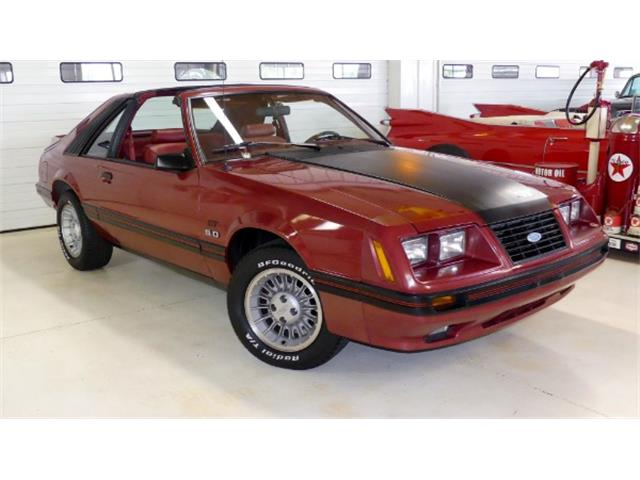 Picture of '84 Ford Mustang - Q1Z6