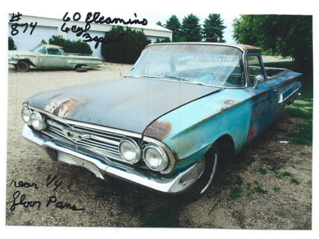 Large Picture of '60 El Camino - Q1Z9