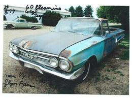 Picture of 1960 El Camino located in Cadillac Michigan Offered by Classic Car Deals - Q1Z9