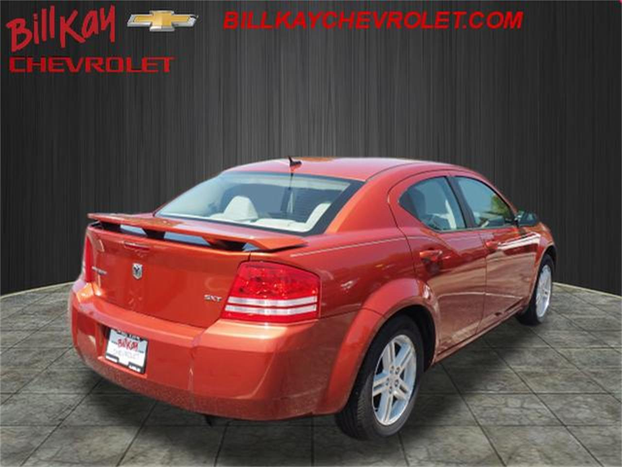 Large Picture of '08 Avenger - Q1ZF