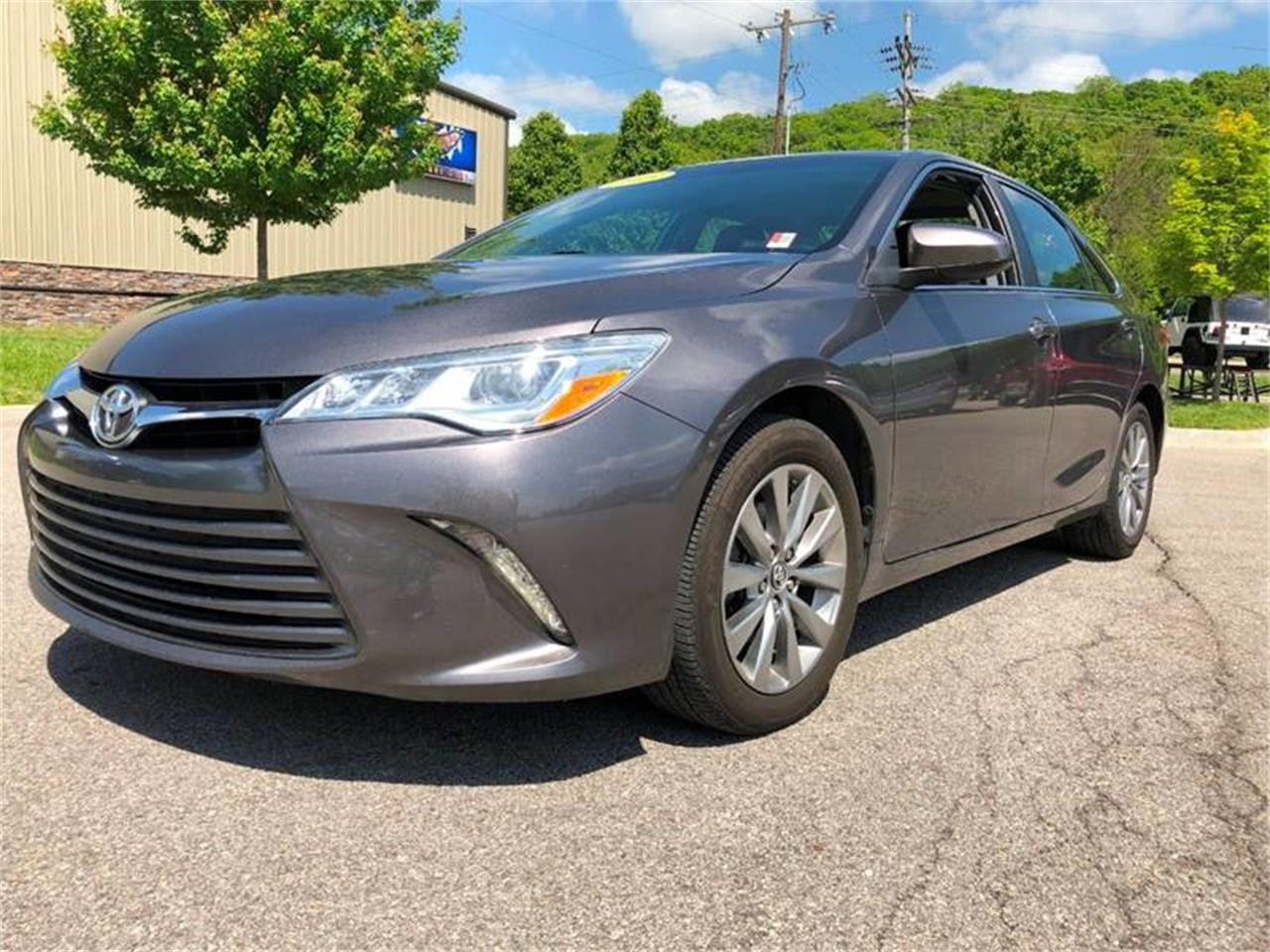 2015 Toyota Camry For Sale >> For Sale 2015 Toyota Camry In Olathe Kansas