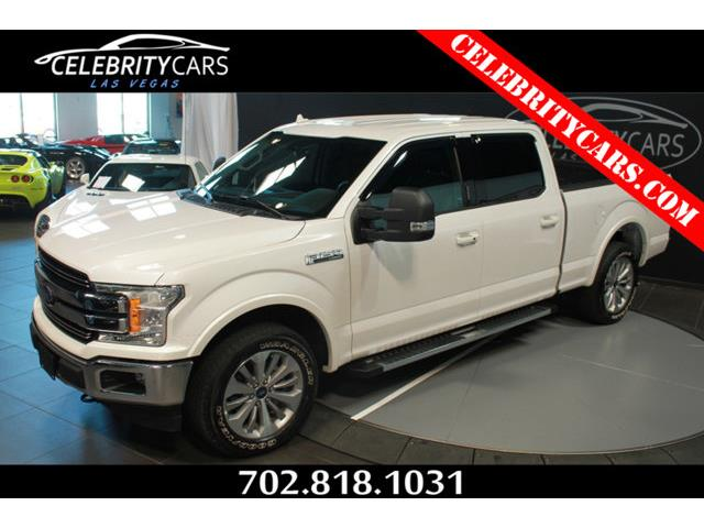 2018 Ford F150