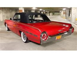 Picture of Classic '62 Thunderbird located in Rockville Maryland - PY2W