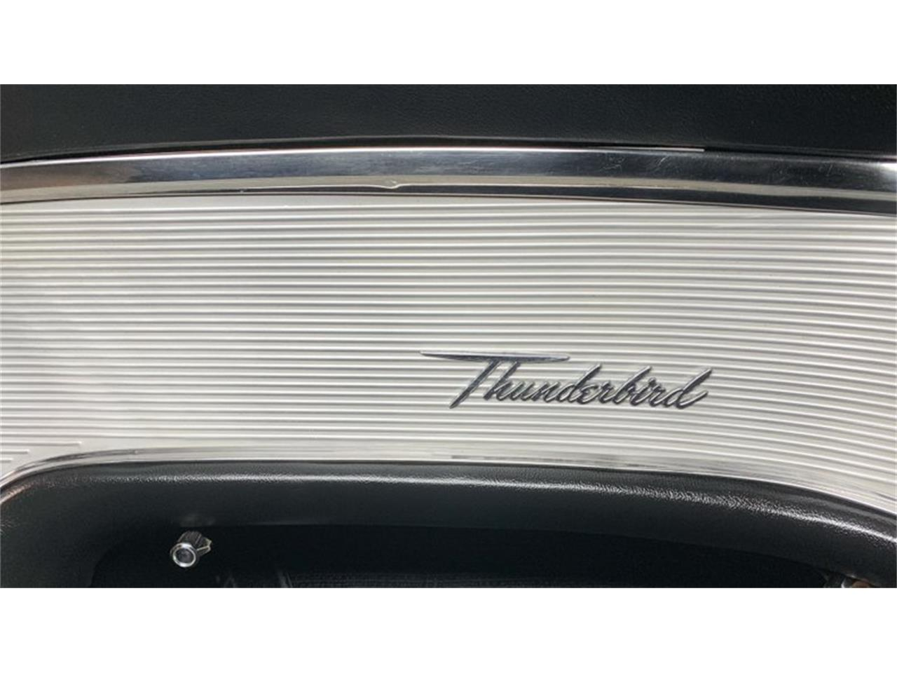 Large Picture of Classic 1962 Thunderbird located in Maryland - $46,990.00 - PY2W
