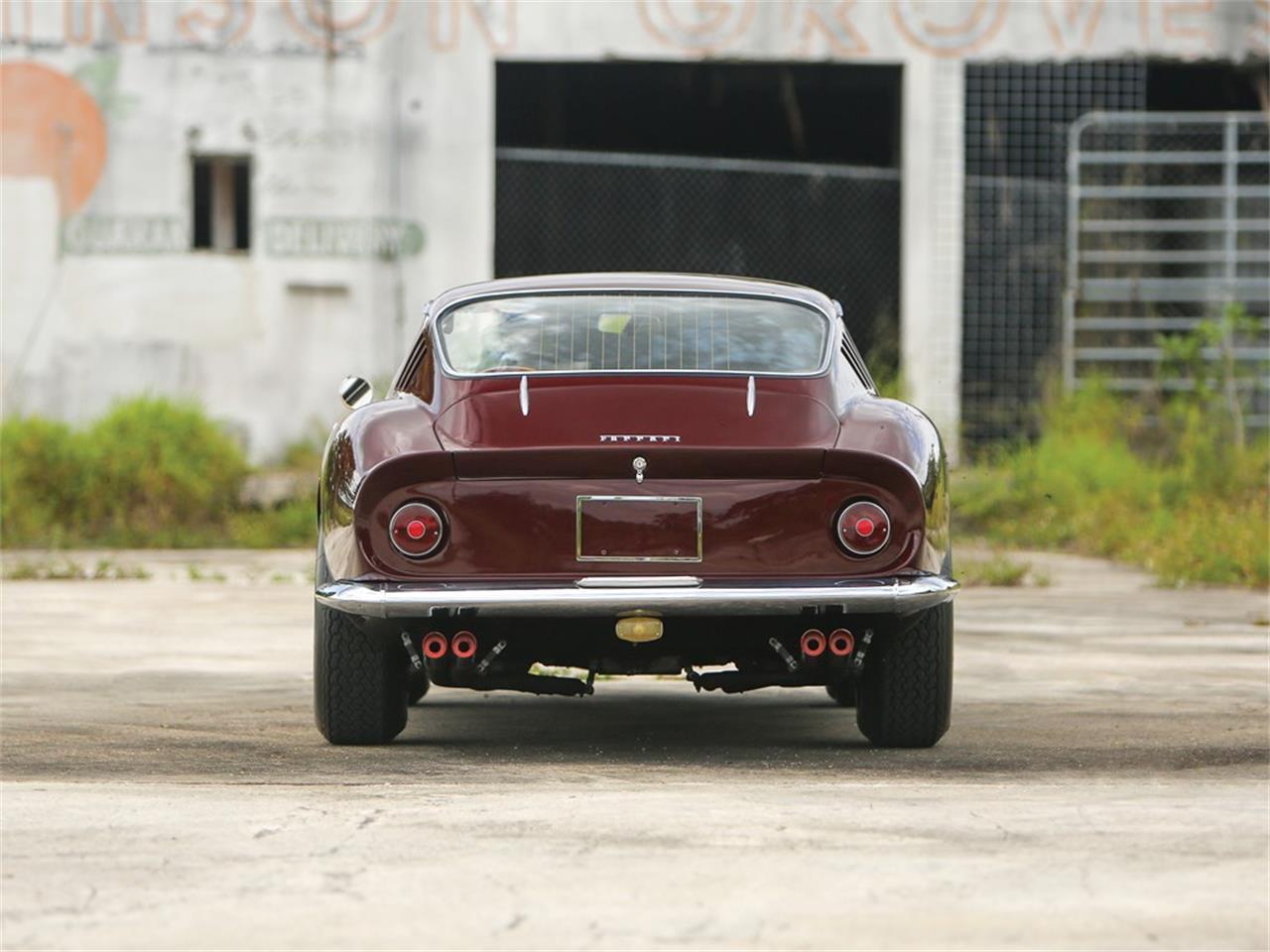 Large Picture of Classic '66 Ferrari 275 GTB located in Monterey California Auction Vehicle - Q20Z