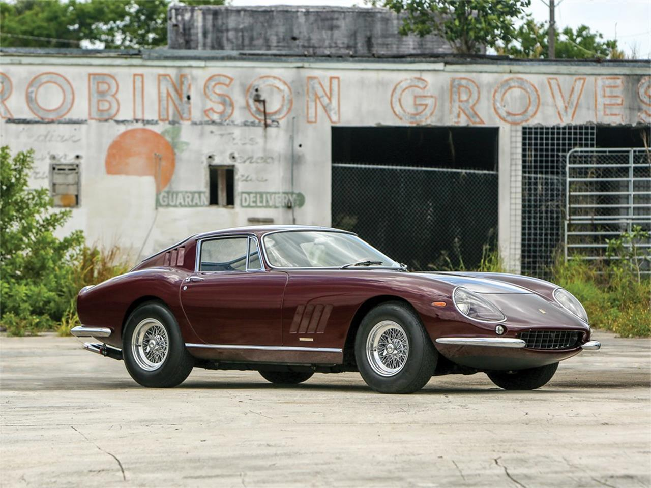 Large Picture of '66 Ferrari 275 GTB Offered by RM Sotheby's - Q20Z