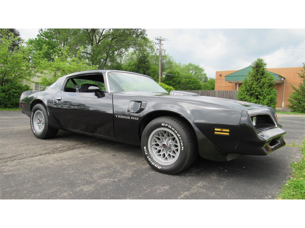 Large Picture of '78 Firebird Trans Am - Q214