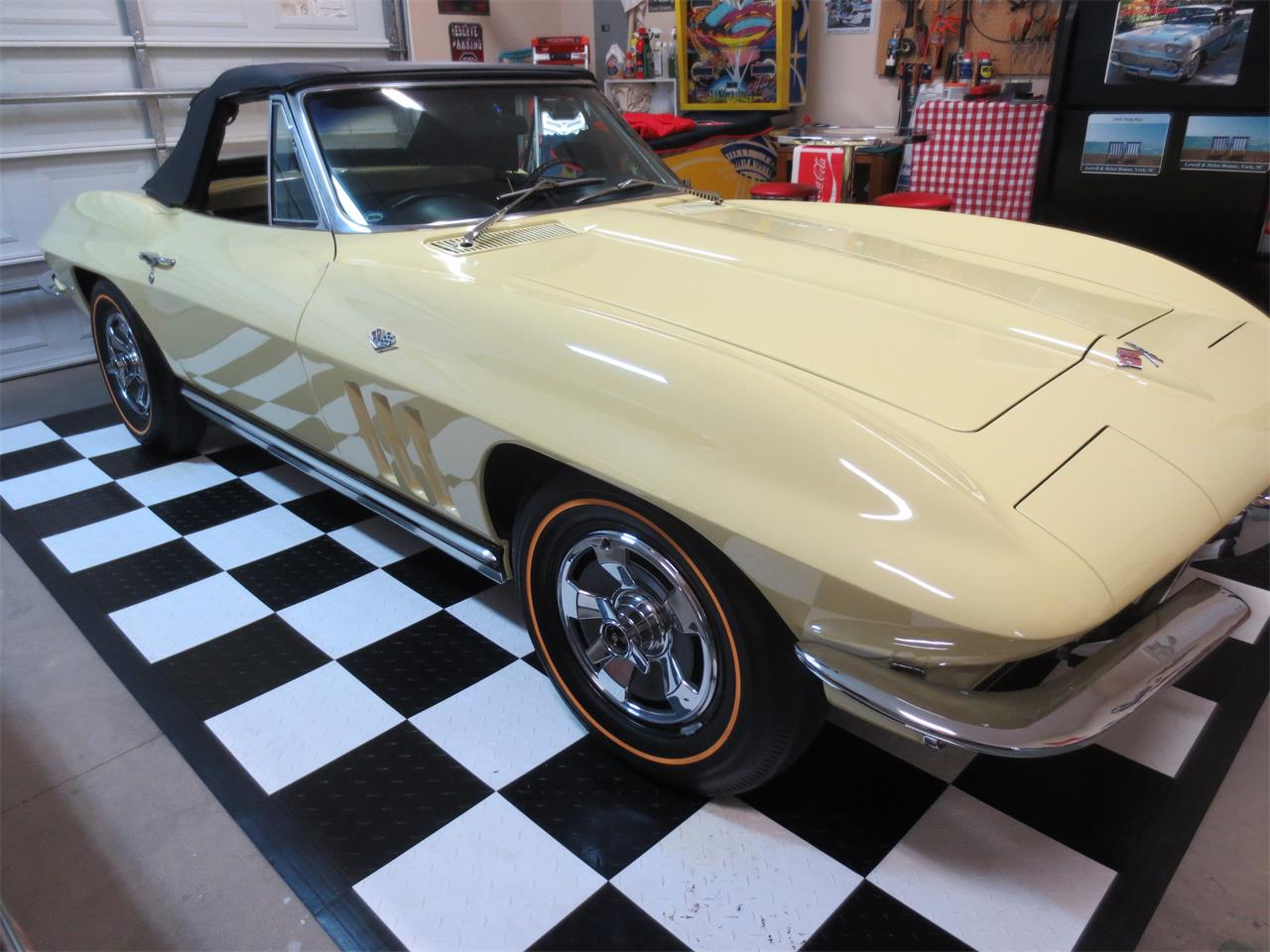 Large Picture of Classic 1965 Chevrolet Corvette - $59,999.00 - Q216