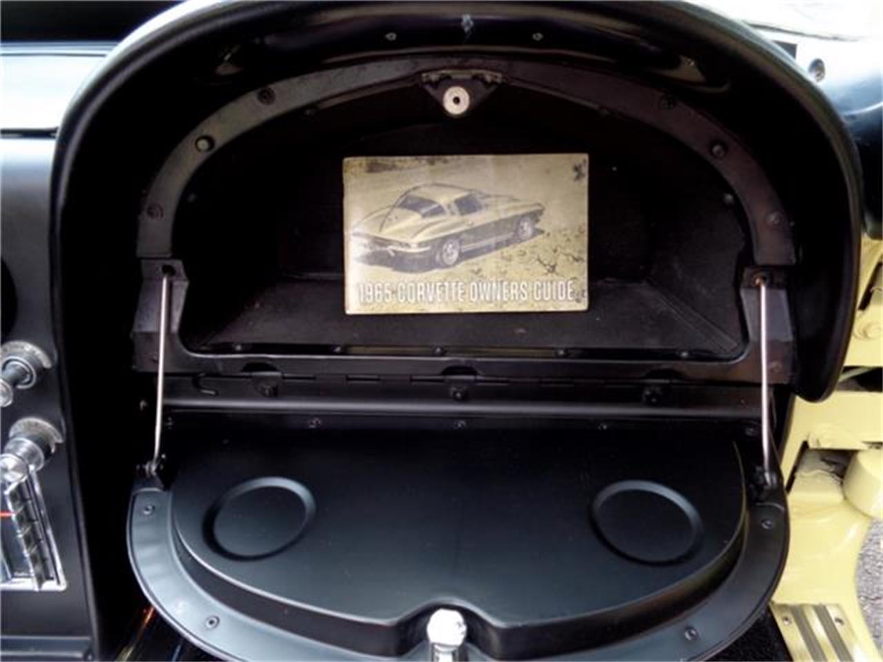Large Picture of 1965 Chevrolet Corvette - $59,999.00 - Q216