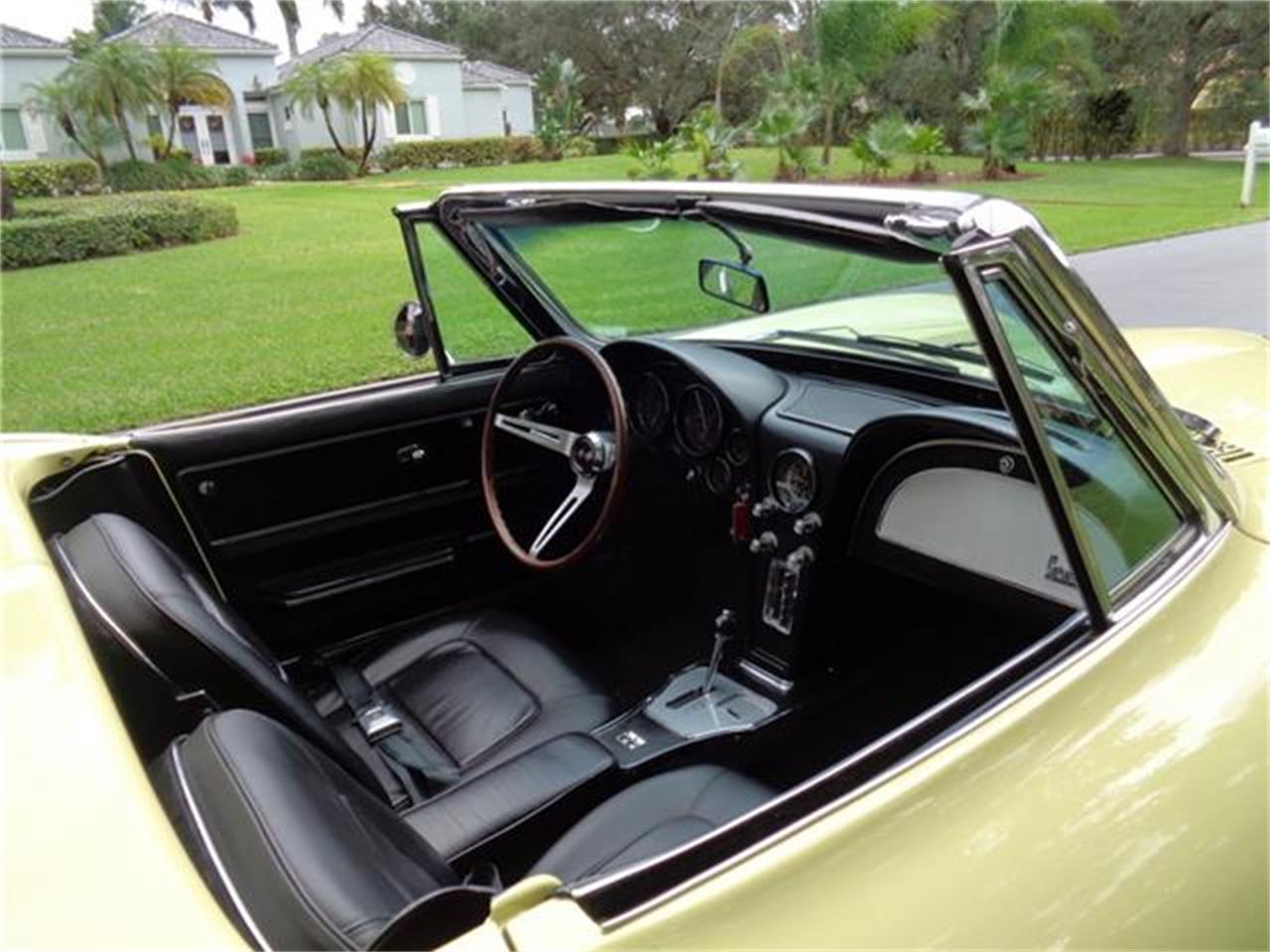 Large Picture of 1965 Chevrolet Corvette Offered by a Private Seller - Q216