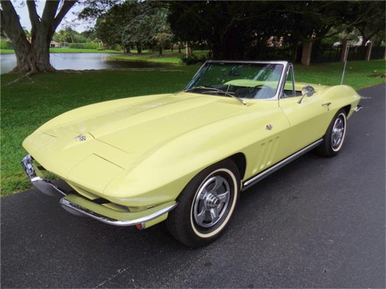 Large Picture of '65 Chevrolet Corvette Offered by a Private Seller - Q216