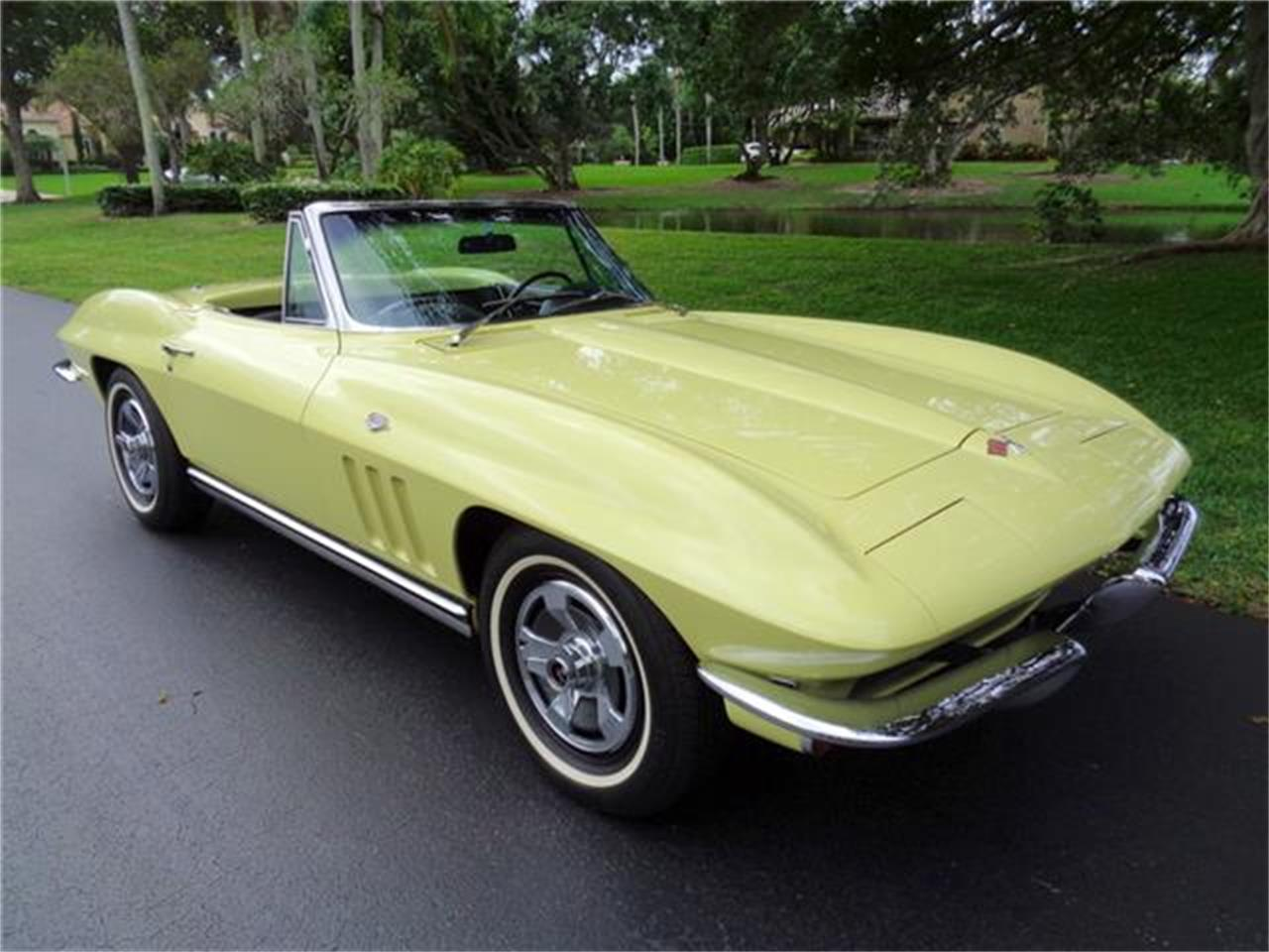 Large Picture of Classic '65 Corvette - $59,999.00 Offered by a Private Seller - Q216