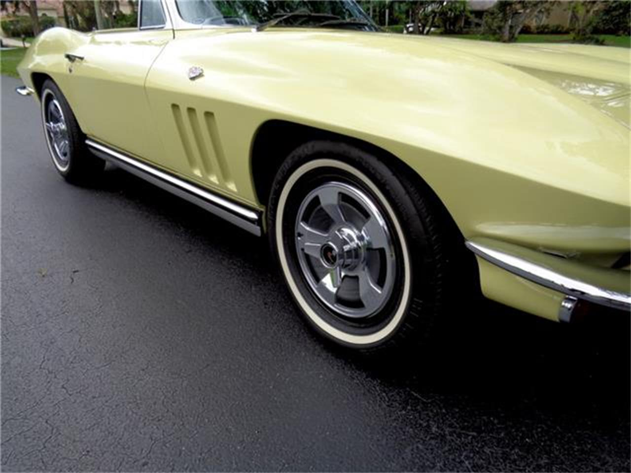 Large Picture of '65 Chevrolet Corvette located in South Carolina - $59,999.00 Offered by a Private Seller - Q216