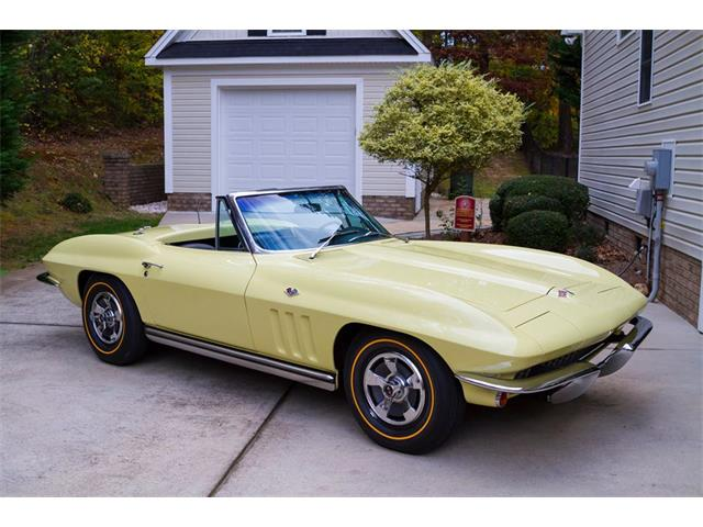 Picture of Classic '65 Corvette - $58,495.00 Offered by a Private Seller - Q216
