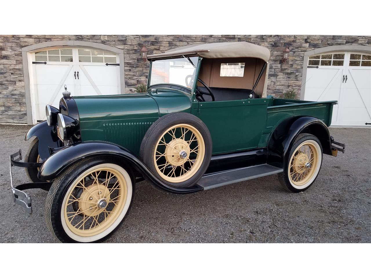 Large Picture of '28 Model A - Q219