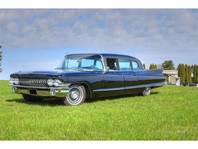 Picture of '61 Limousine - Q21B