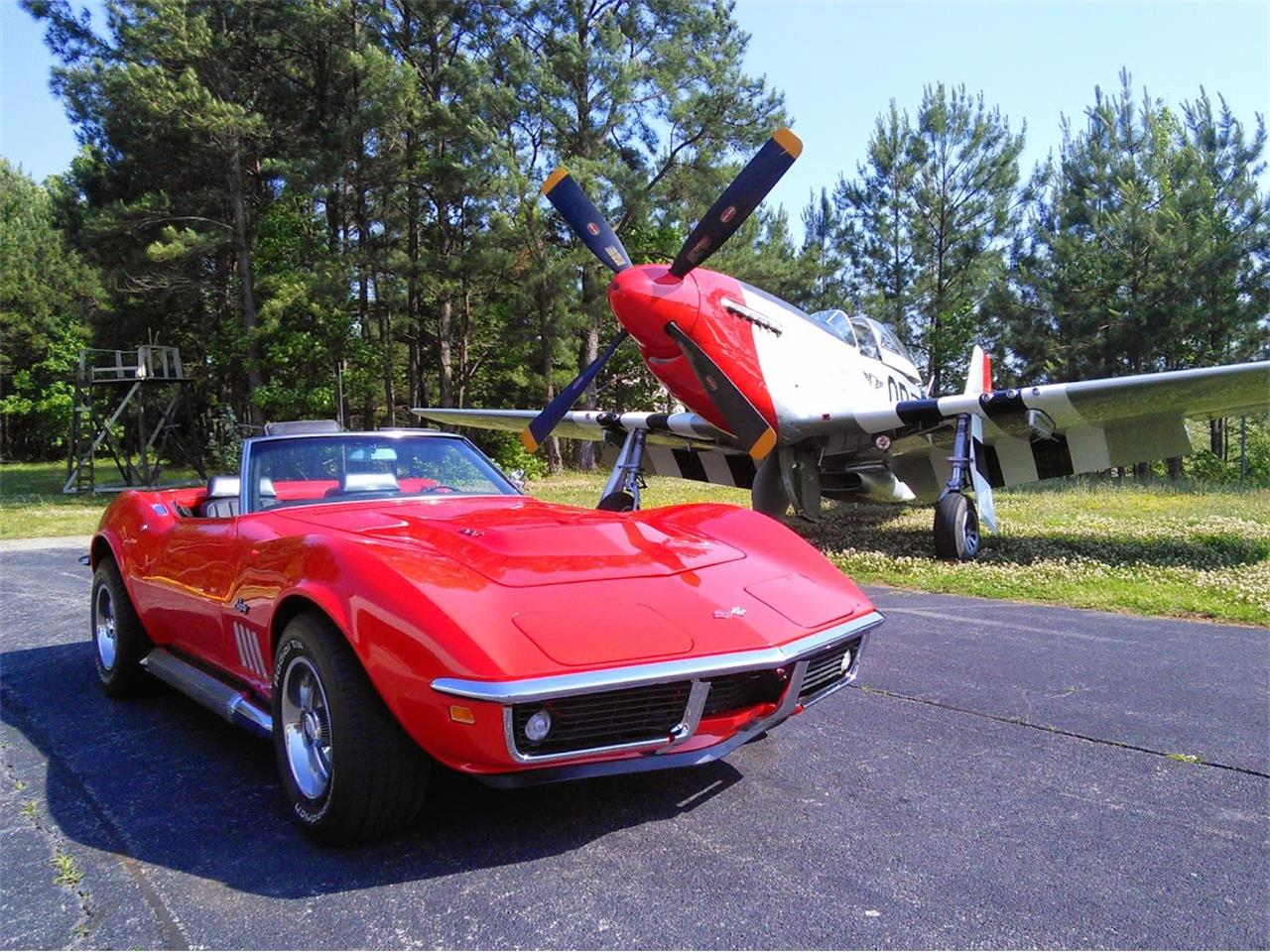 Large Picture of '69 Corvette - Q21C