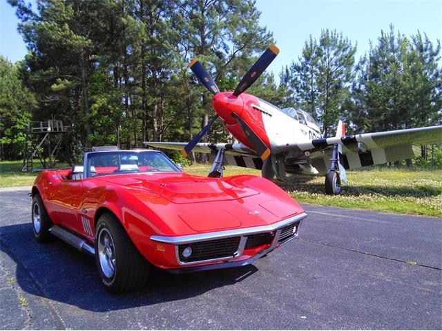 Picture of '69 Corvette - Q21C