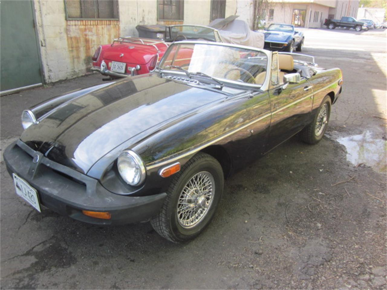 Large Picture of 1979 MG MGB - $13,900.00 Offered by The New England Classic Car Co. - Q21E