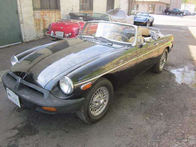 Picture of '79 MGB - Q21E