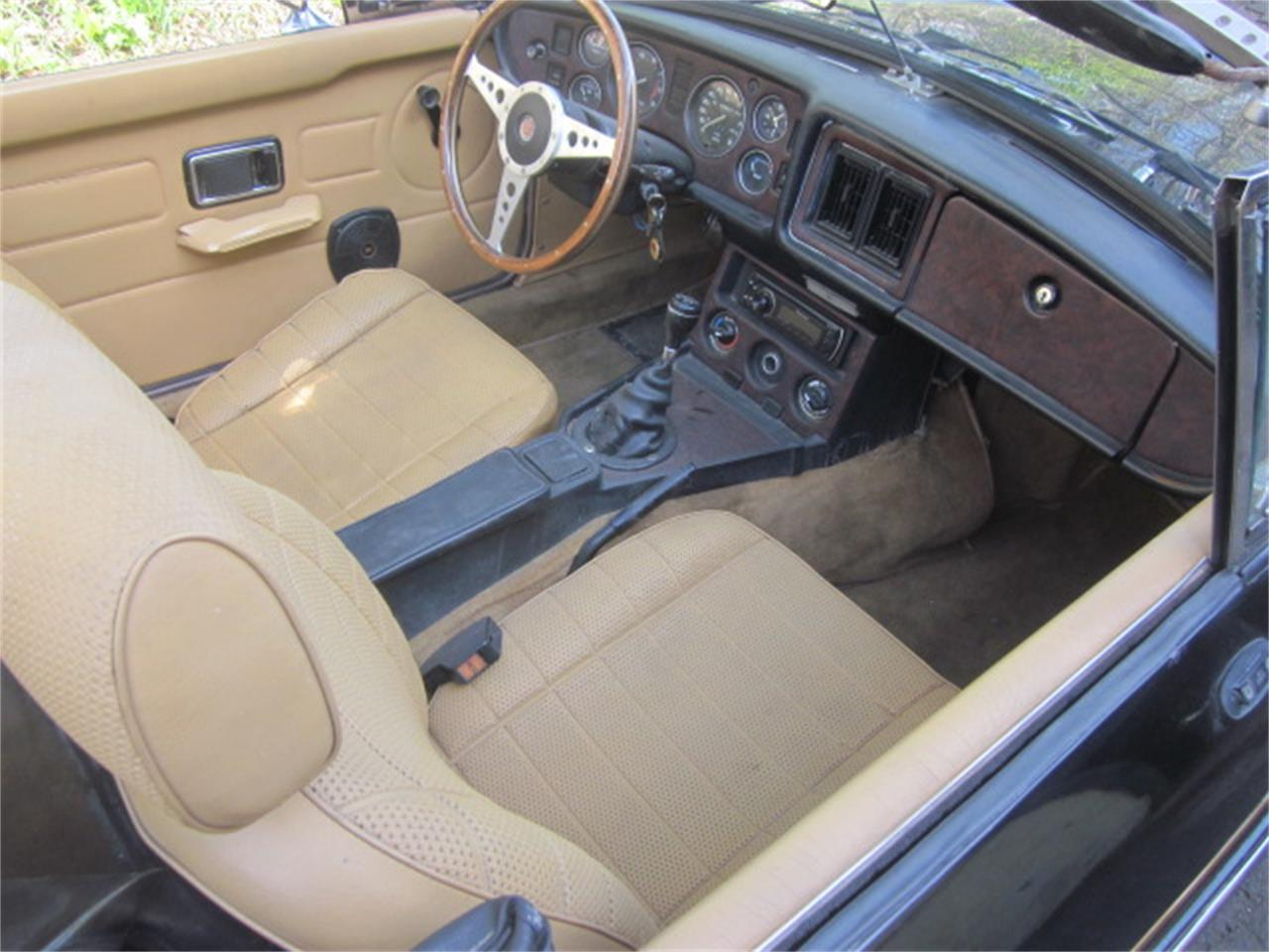 Large Picture of '79 MGB - Q21E