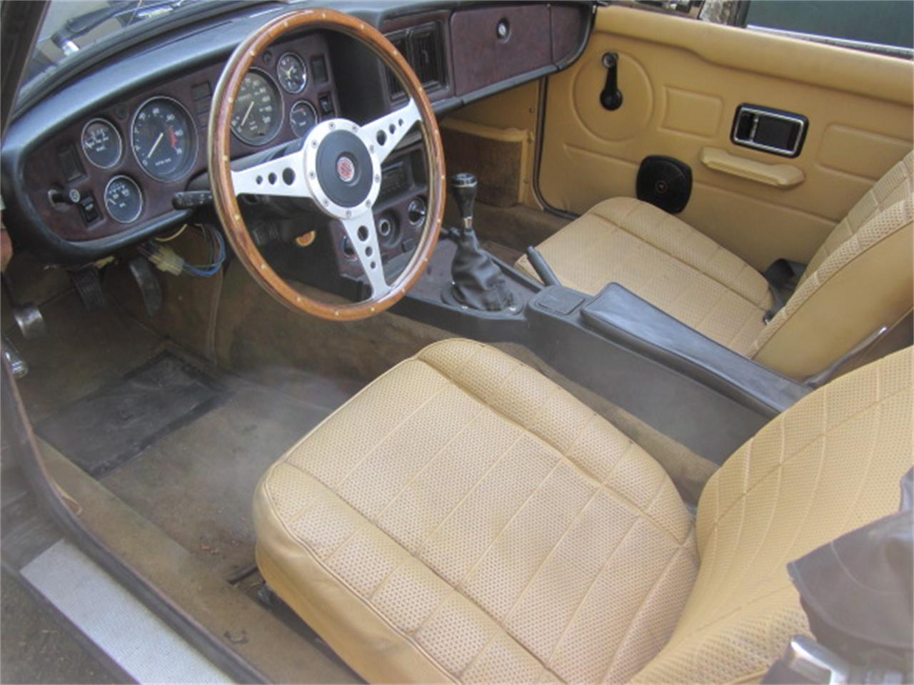 Large Picture of 1979 MGB Offered by The New England Classic Car Co. - Q21E