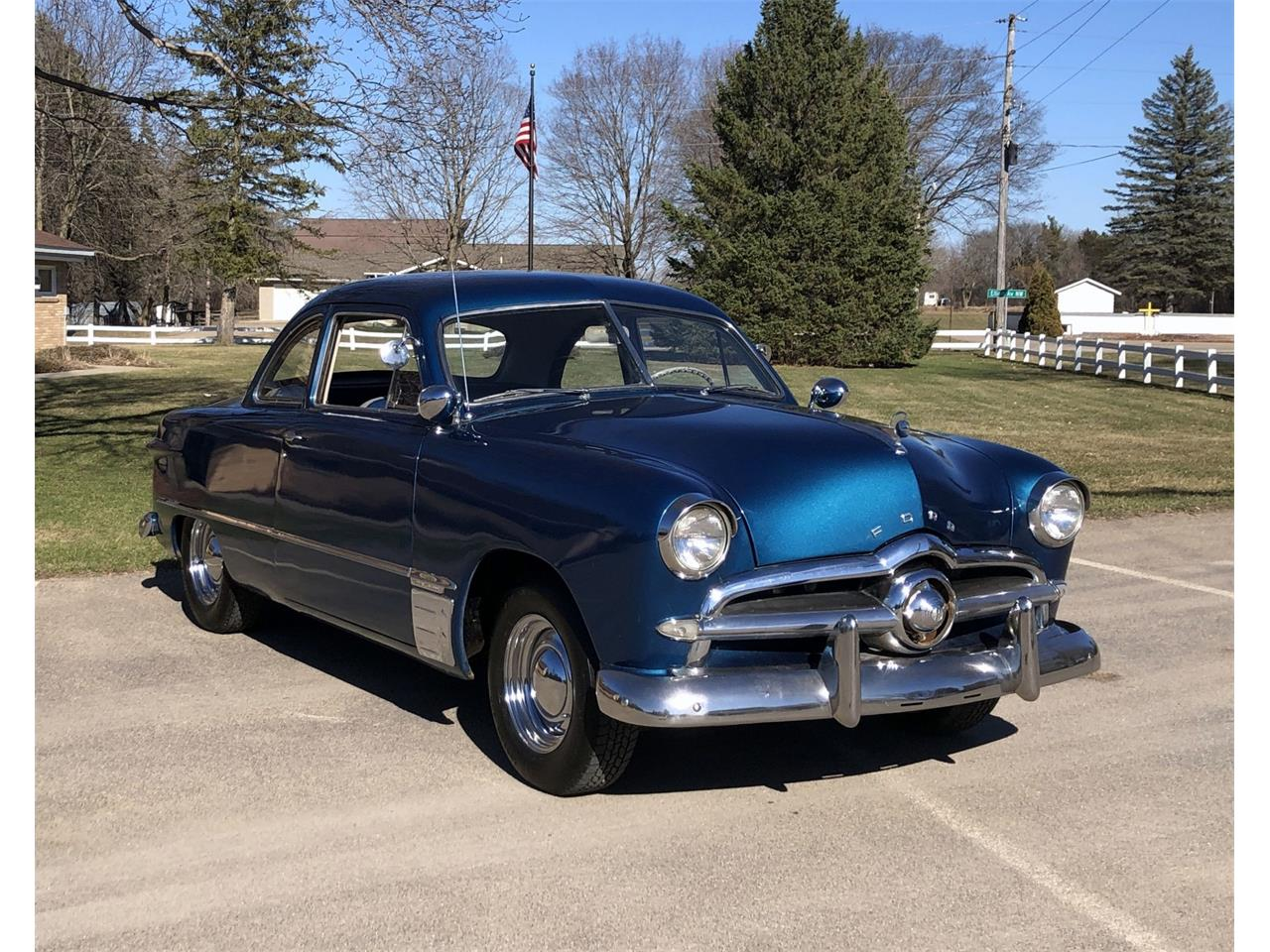Large Picture of 1950 Custom located in Minnesota Offered by Silver Creek Classics - PXOP