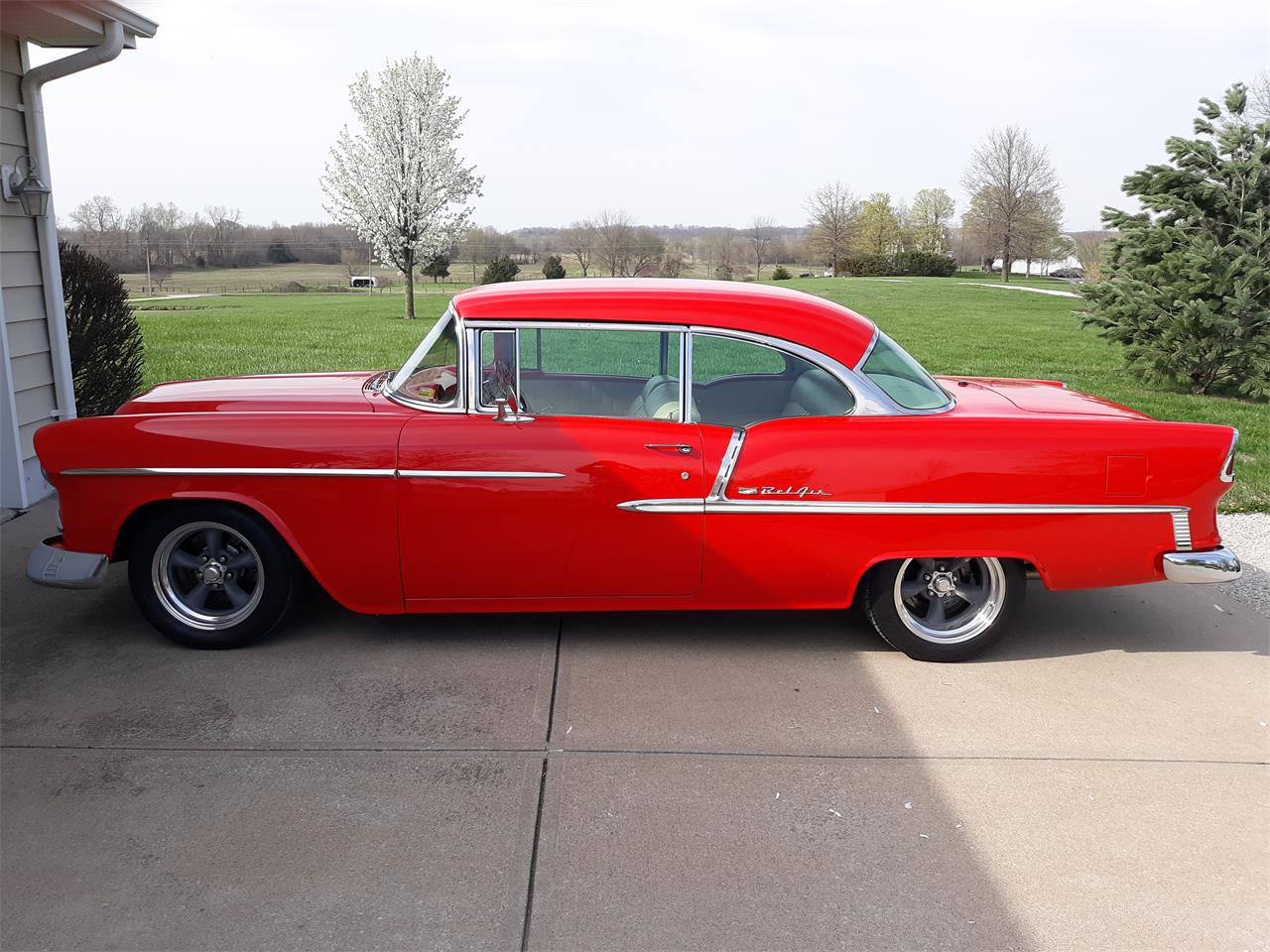 Large Picture of '55 Bel Air - Q21G