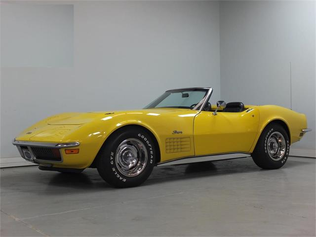 Picture of '72 Chevrolet Corvette Offered by a Private Seller - Q21H
