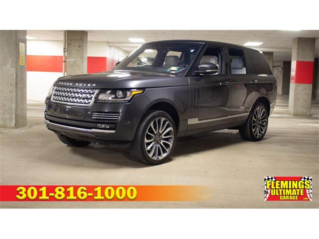 Picture of '17 Range Rover - PY2Z