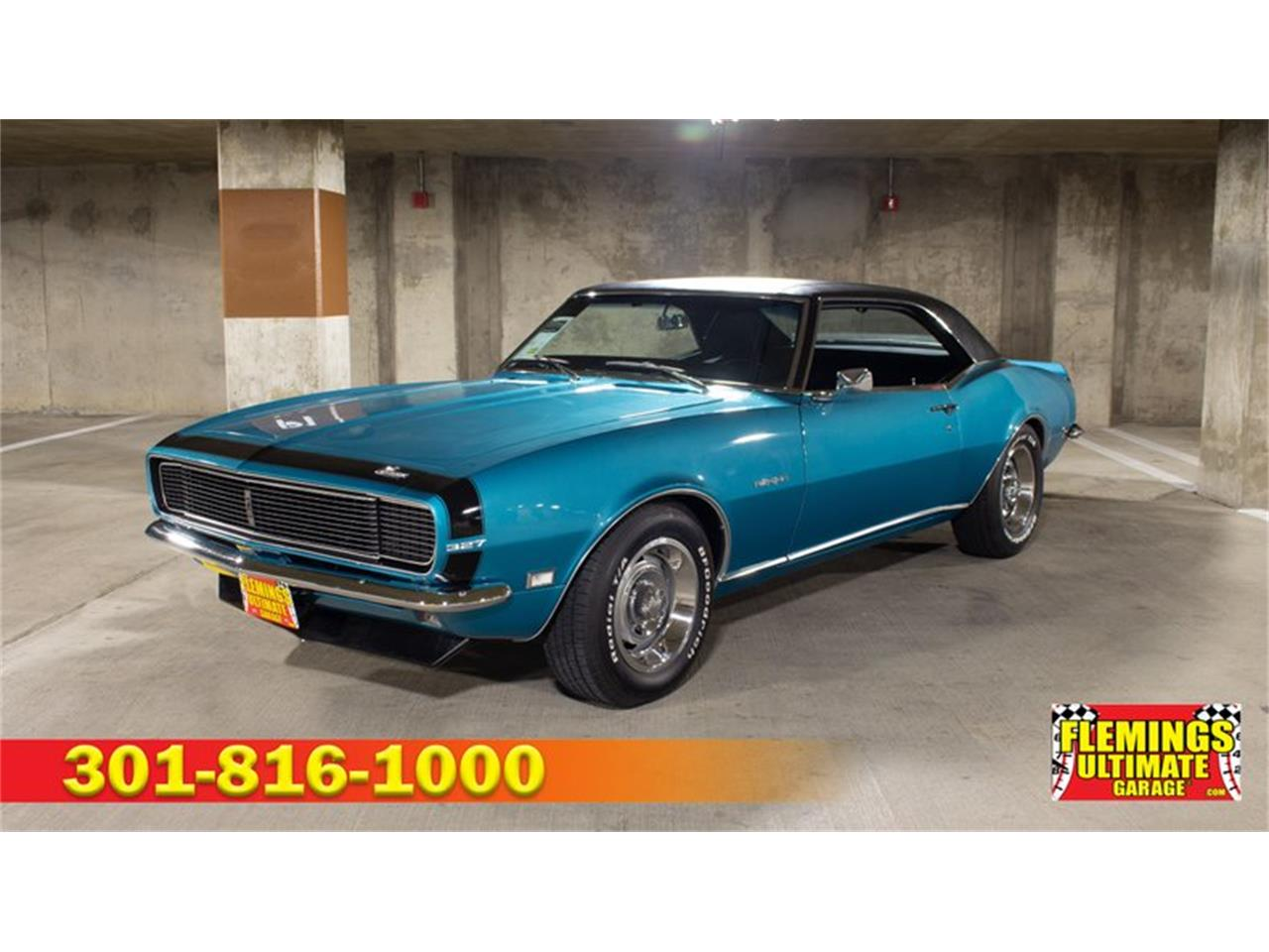 Large Picture of 1968 Chevrolet Camaro located in Maryland - $39,990.00 - PY30
