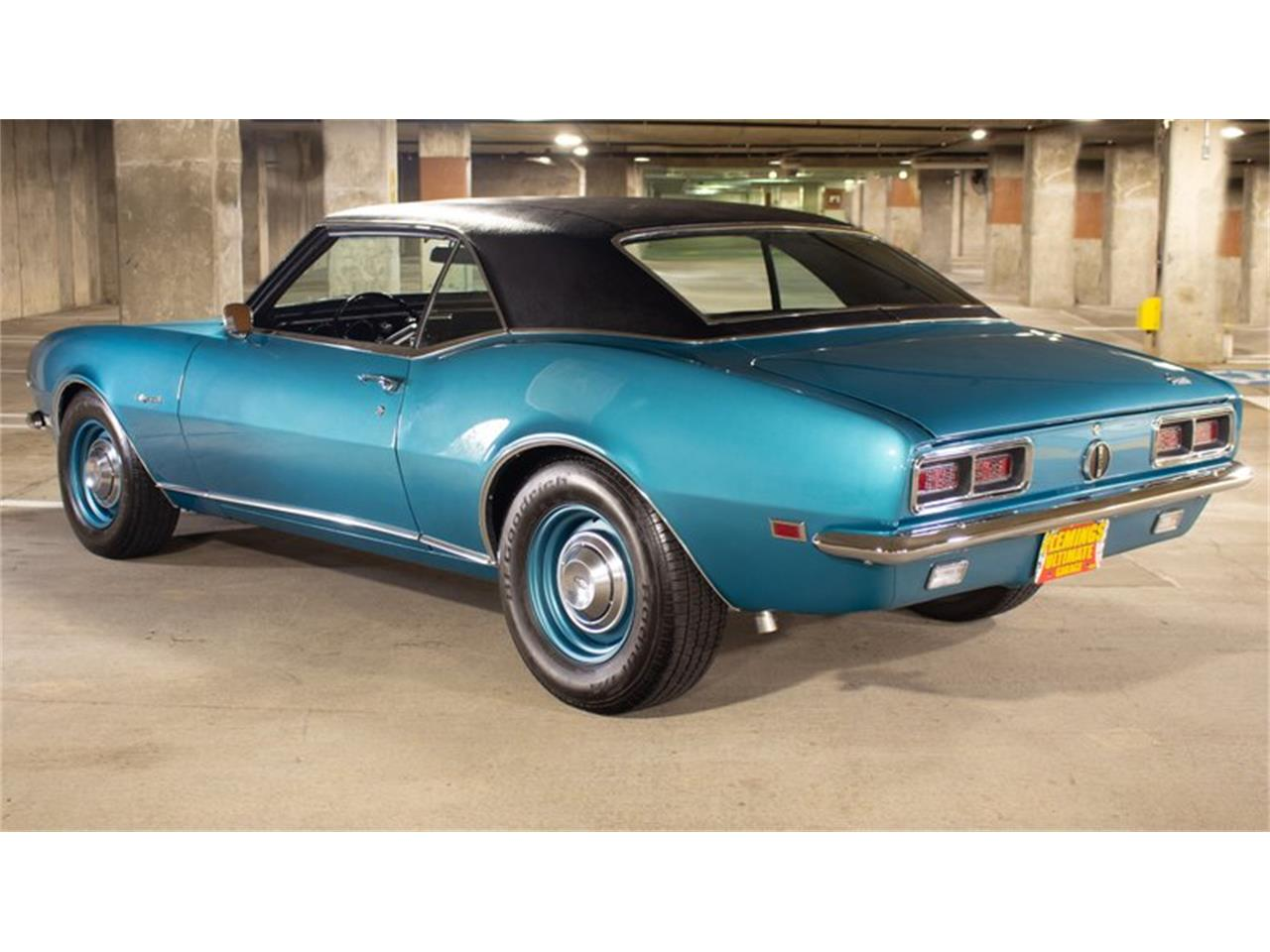 Large Picture of 1968 Camaro located in Rockville Maryland Offered by Flemings Ultimate Garage - PY30