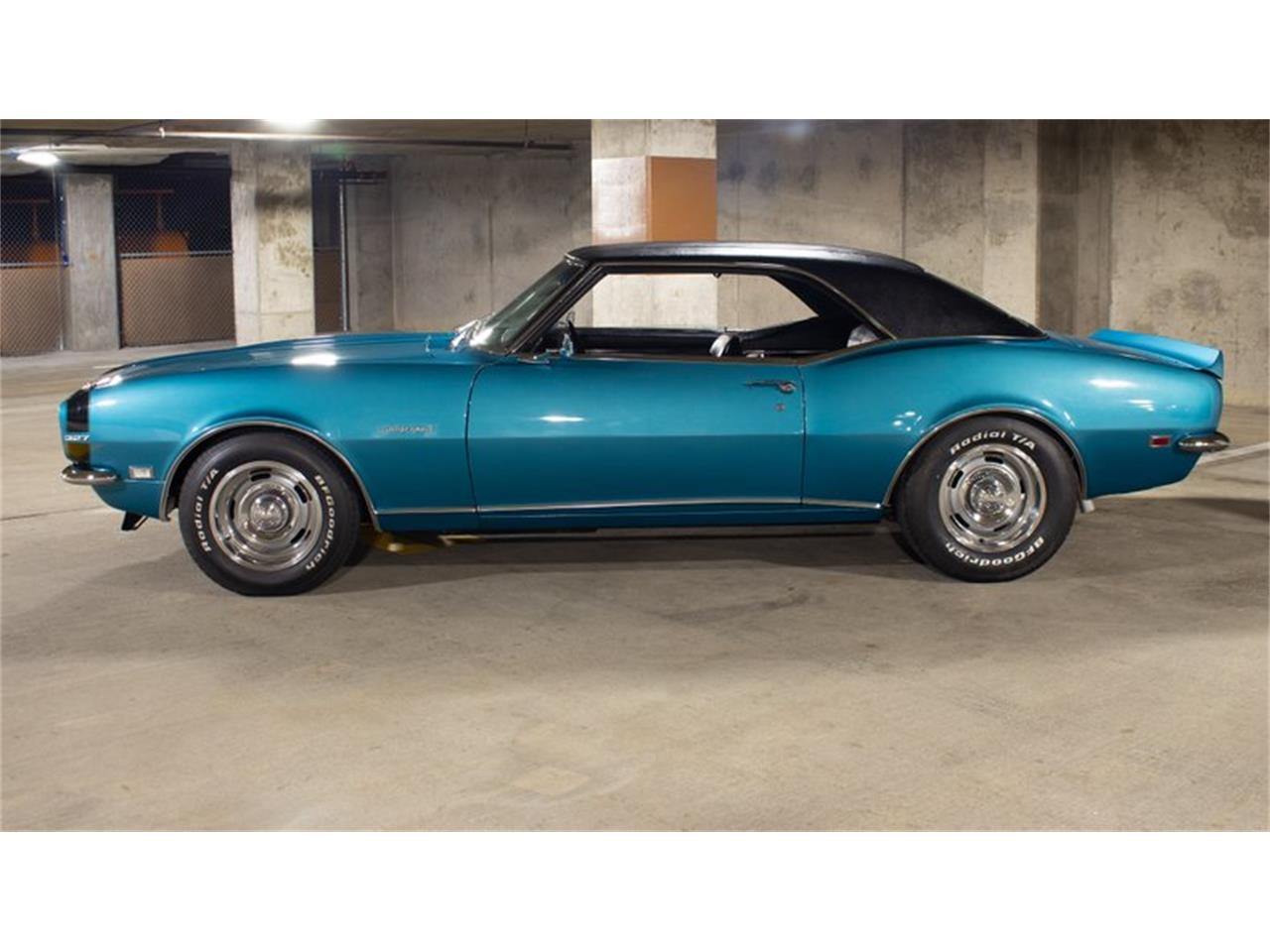 Large Picture of '68 Camaro - PY30