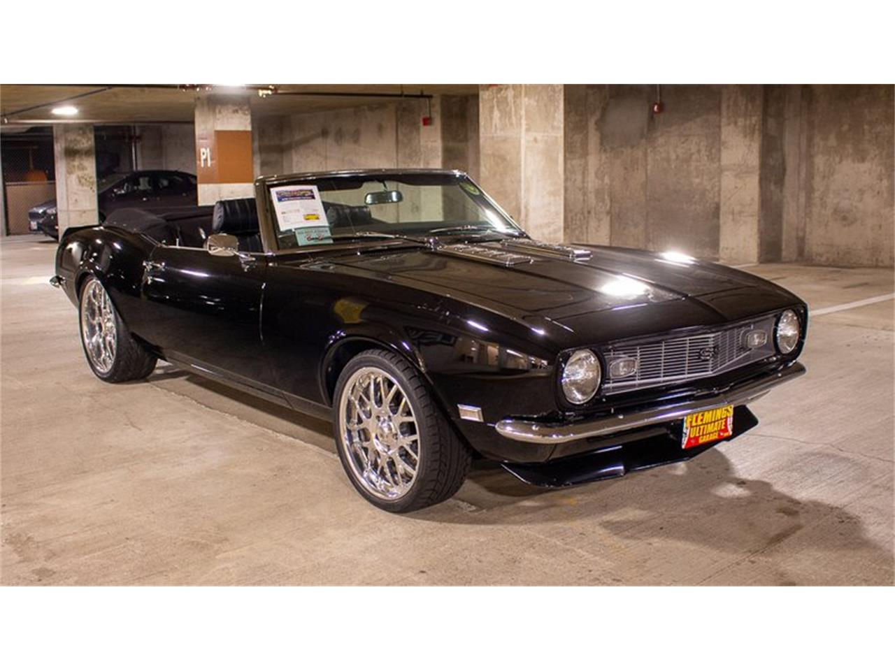 Large Picture of '68 Camaro - PY32
