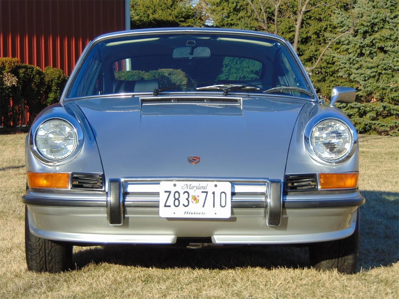 Large Picture of '72 Porsche 911S Auction Vehicle Offered by Bring A Trailer - Q22O